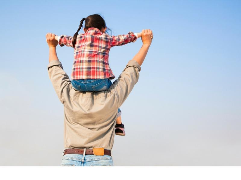 kenapa ayah merupakan hero kepada seorang anak