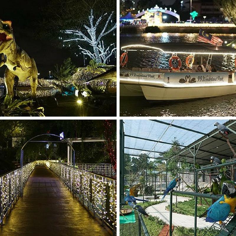 99 wonderland park masuk percuma selama sebulan jom bawa for Open table 99 park